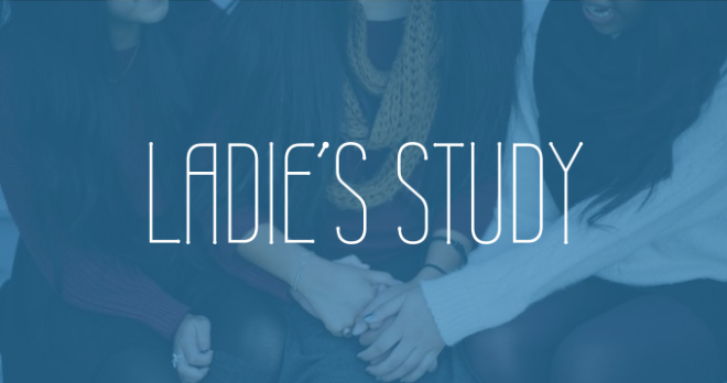 Ladie's Bible Study